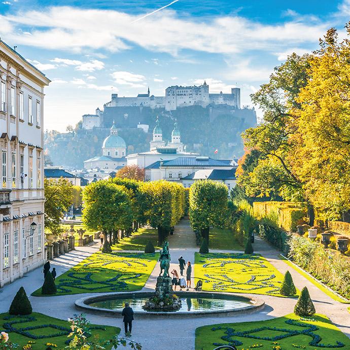 Salzburg & the Spectacular Austrian Lakes