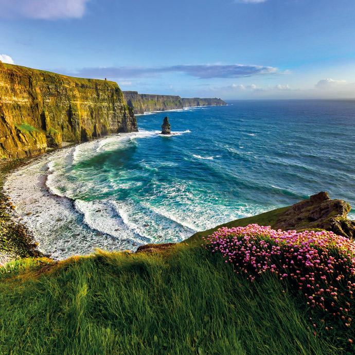 Irish Discovery by Ferry