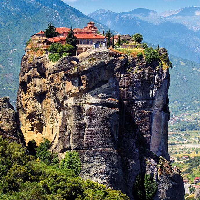 Mythical Greece - Athens, Delphi & Mount Pelion