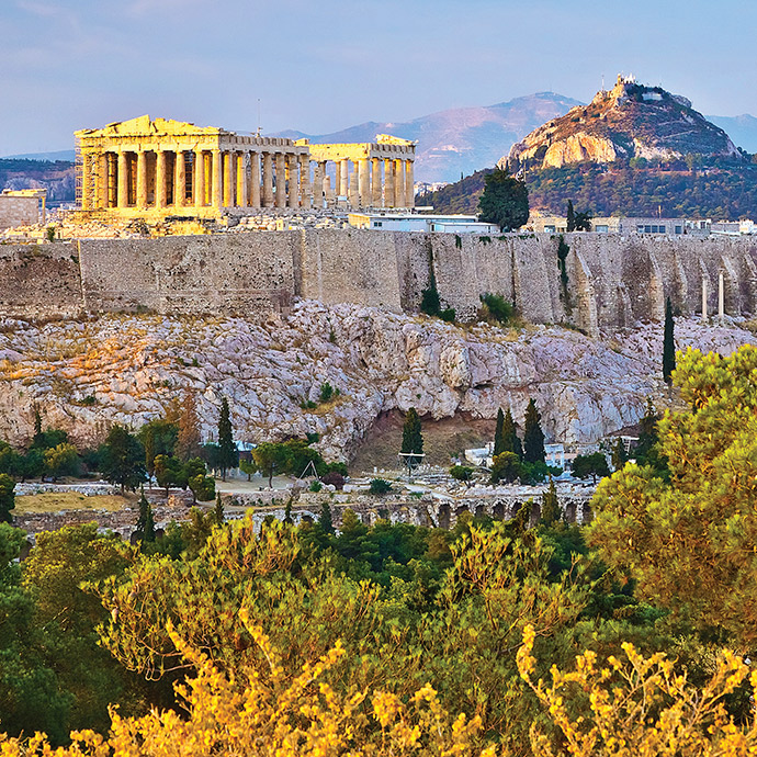 Athens & the Cyclades Islands