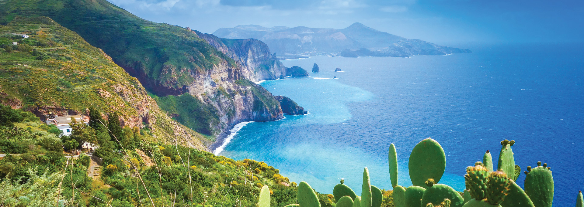 Aeolian Islands Sailing Tour