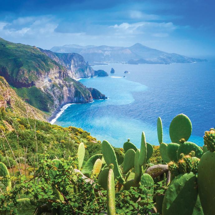 Sailing the Magical Aeolian Islands