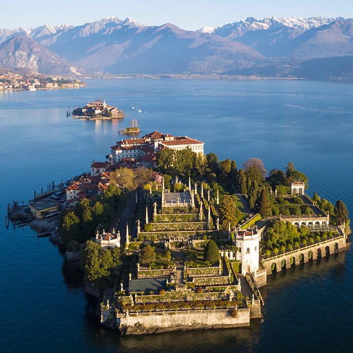 Magnificent Maggiore & Lake Como