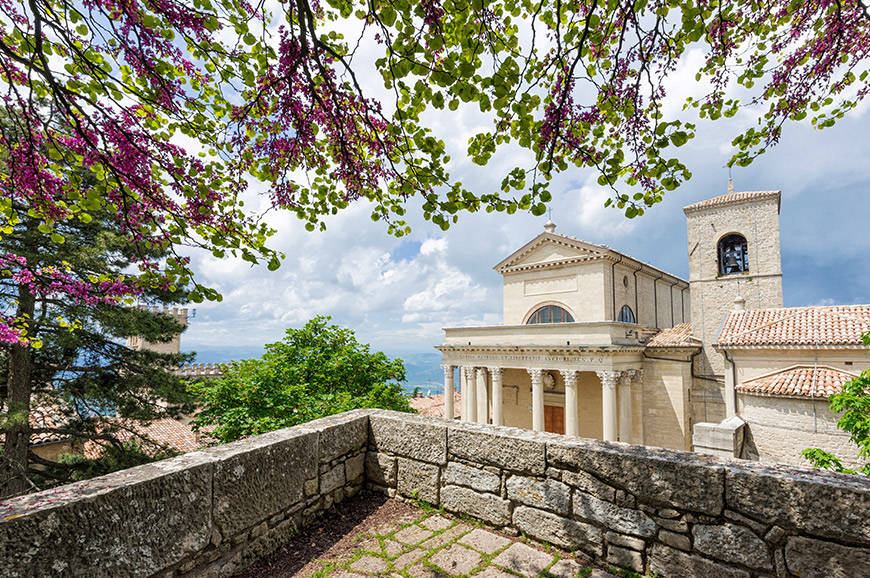 Basilica of San Marino