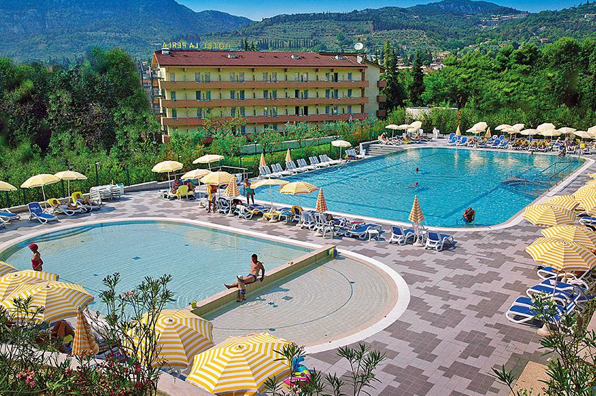 Hotel La Perla, Lake Garda