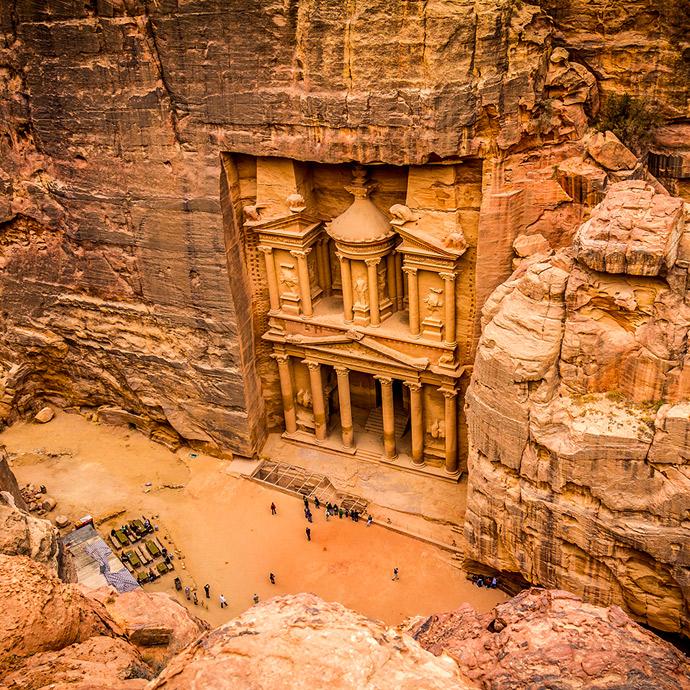 Jordan's Ancient Wonders