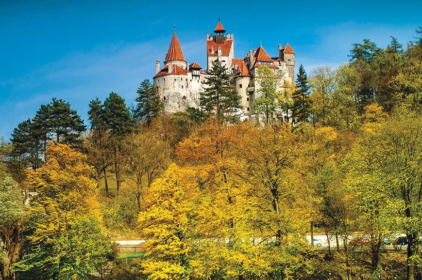 Dracula Castle, Bran