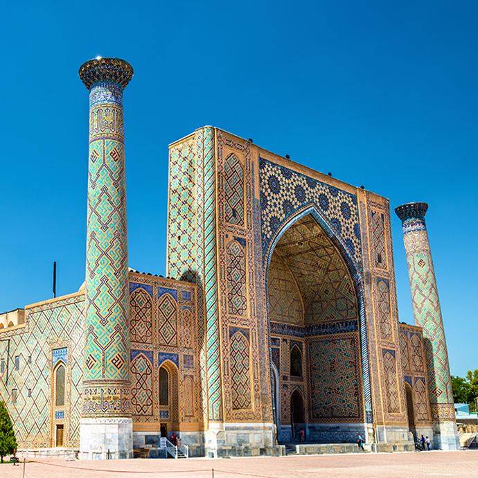 Uzbekistan - the Heart of the Silk Route