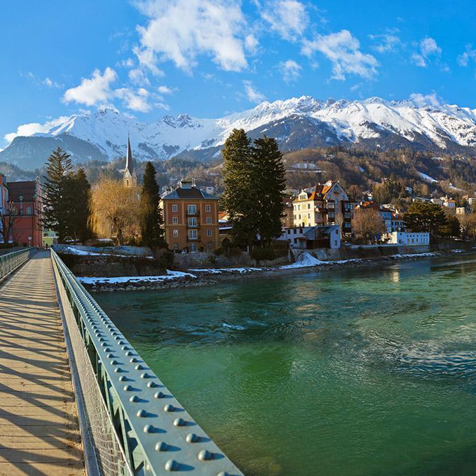 Austrian Tyrol Winter's Tale