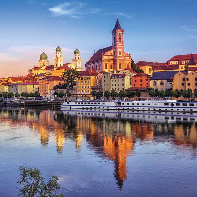 Budapest to Strasbourg