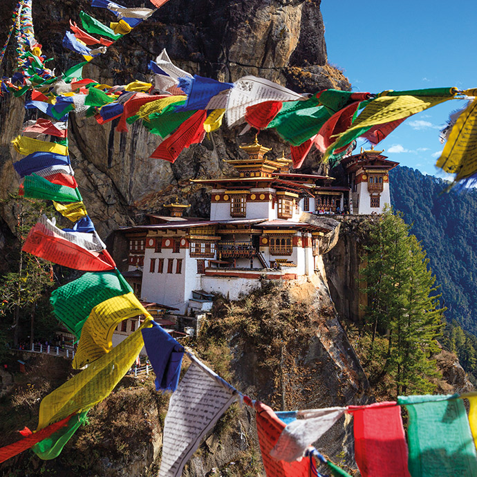 The Thunder Kingdom of Bhutan