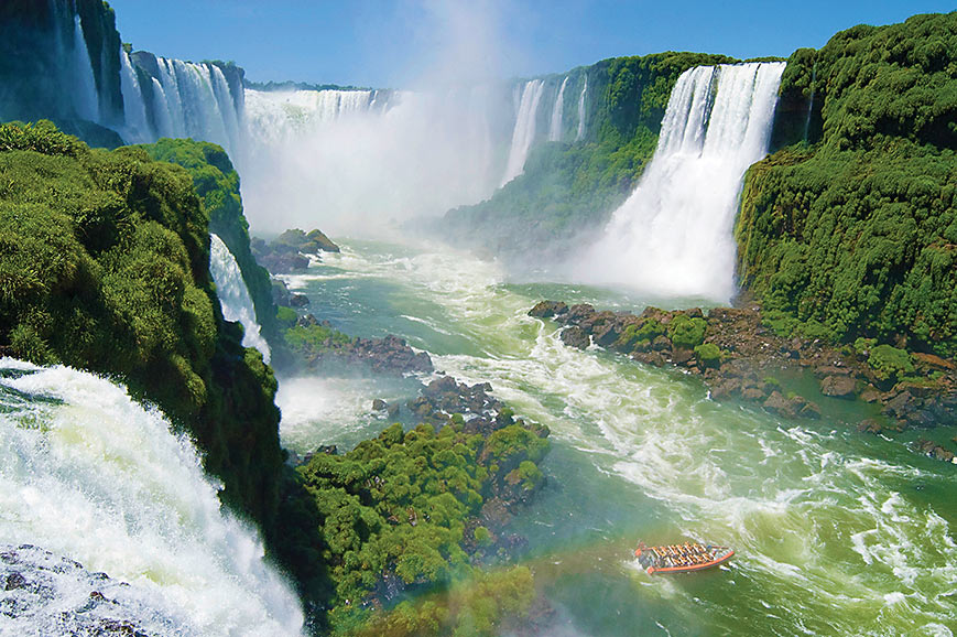 Iguacia Falls