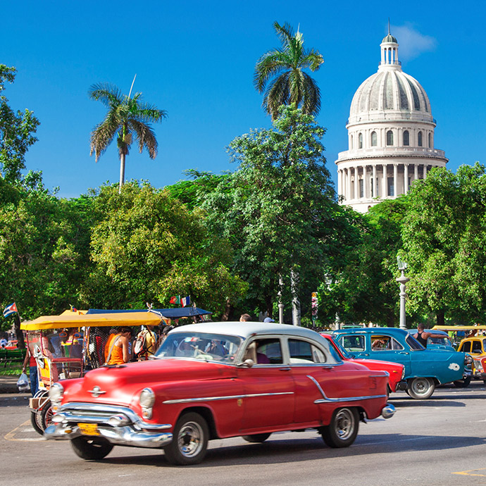 Captivating Cuba