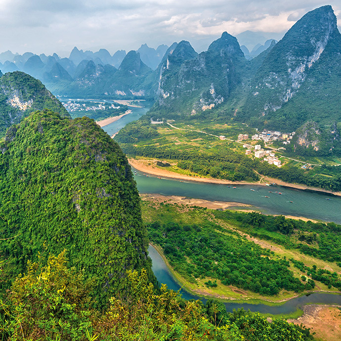 Unmissable China & Mighty Yangtze Cruise Extended Itinerary