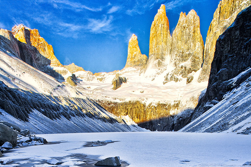 Morena Glacier