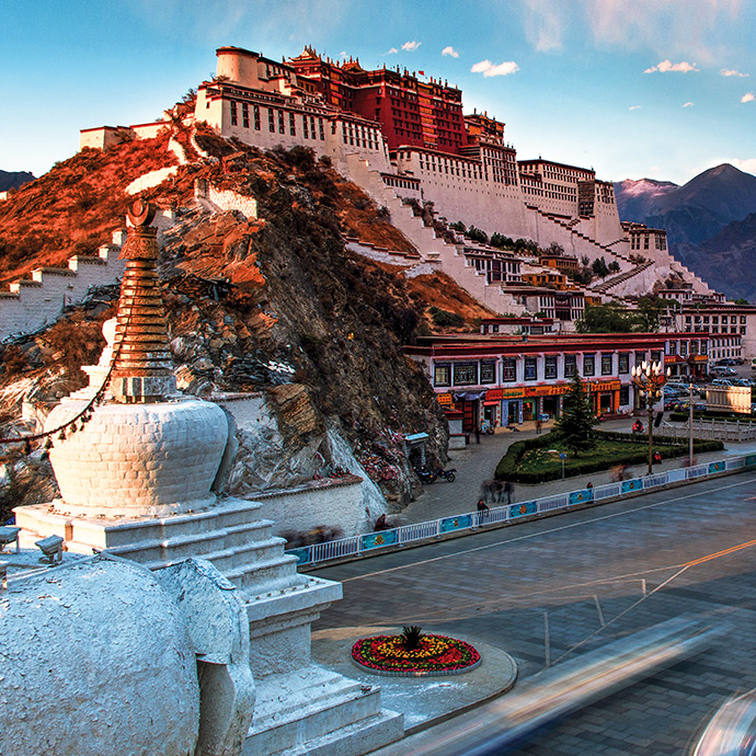 Tibet & the Search for Shangri-La