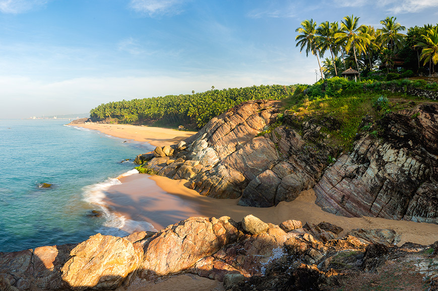 Kerala - Flavours of Southern India and Kovalam Add-on