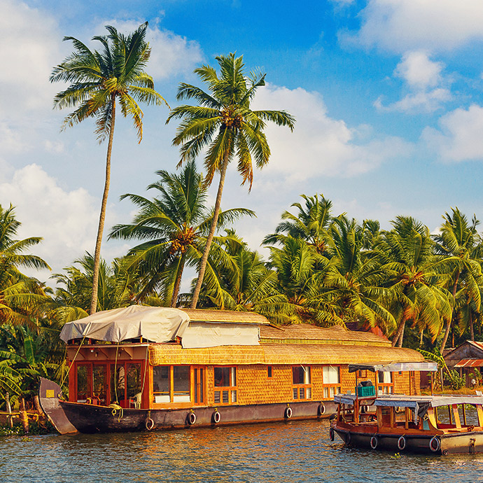 Kerala - Flavours of Southern India