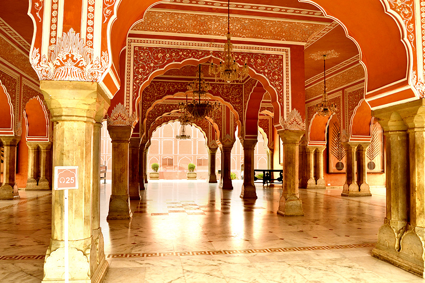 City Palace Museum, Rajasthan