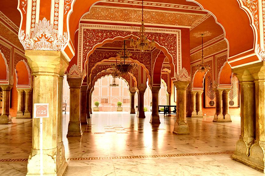 City Palace Museum, Rajasthan