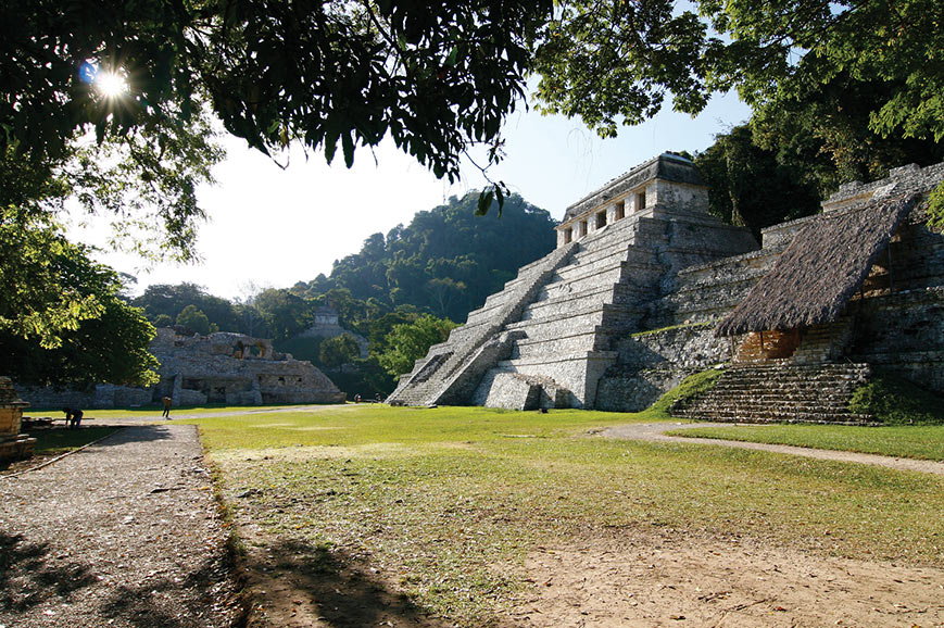 Temple of the Inscriptions, Palenque