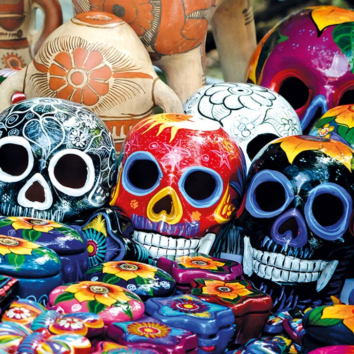 Mexico: Trail of the Conquistadors - Day of Dead Special Departure