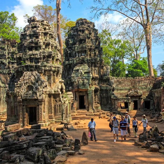 A Journey through Southeast Asia