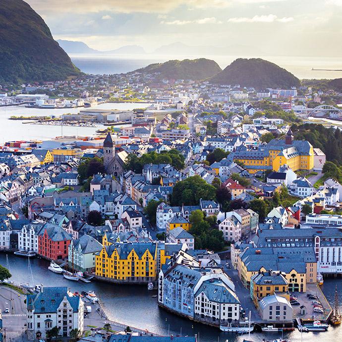 Arctic Wonders of Norway