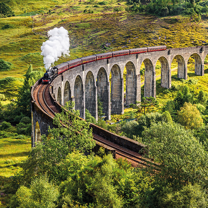 Great Railways of the Scottish Highlands
