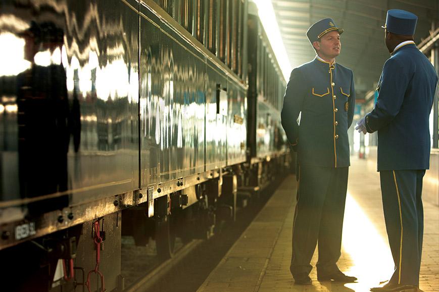 Escorted Tour Orient Express