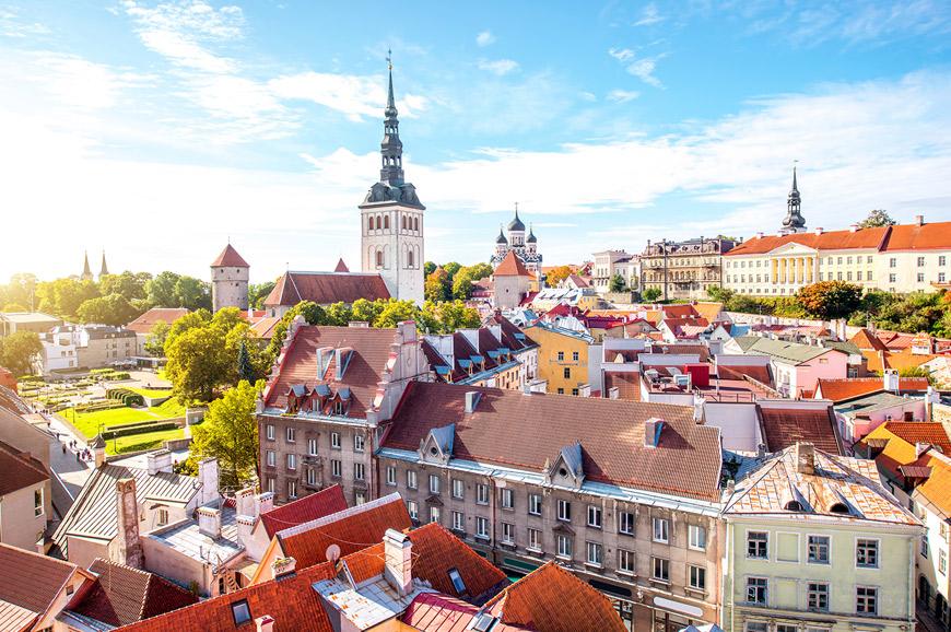 A journey through the Baltics