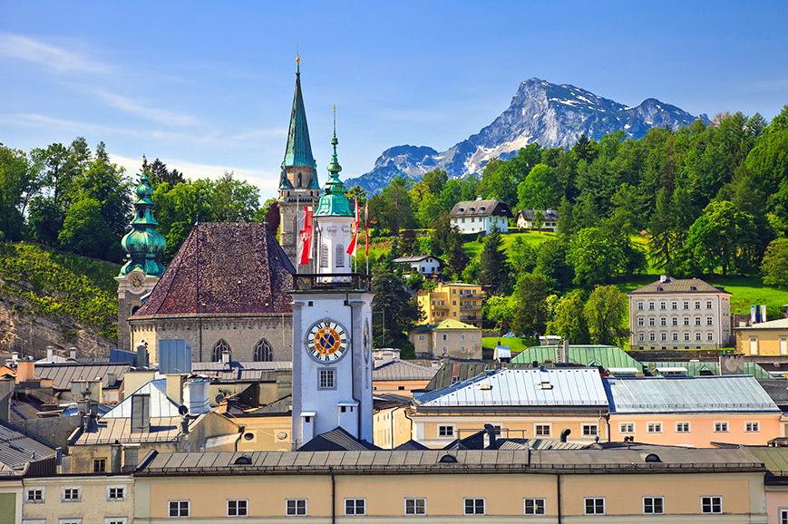 Salzburg & Vienna - The Sounds of Austria