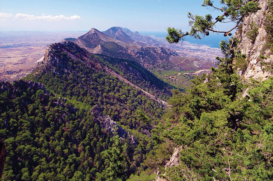 Kyrenia Mountains