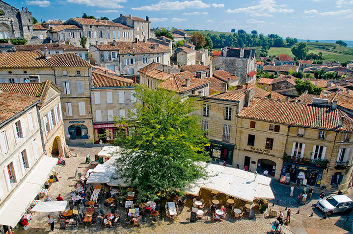 Bordeaux & a Gourmet Retreat