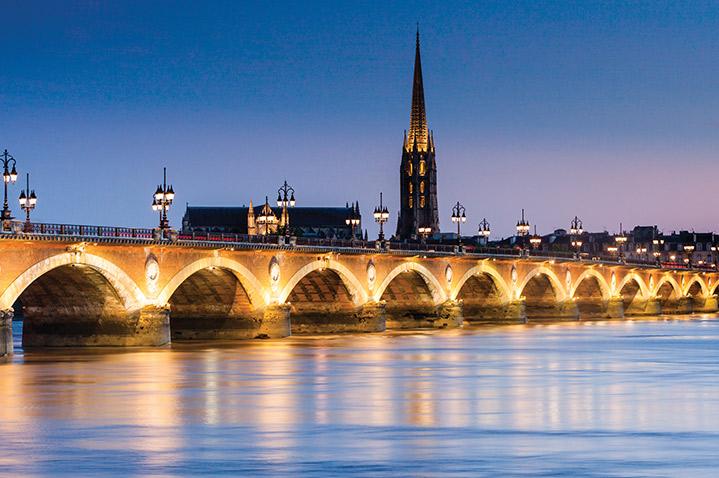 Bordeaux & a Gourmet Retreat