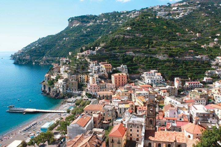 Amalfi Coast Winter Spa Break