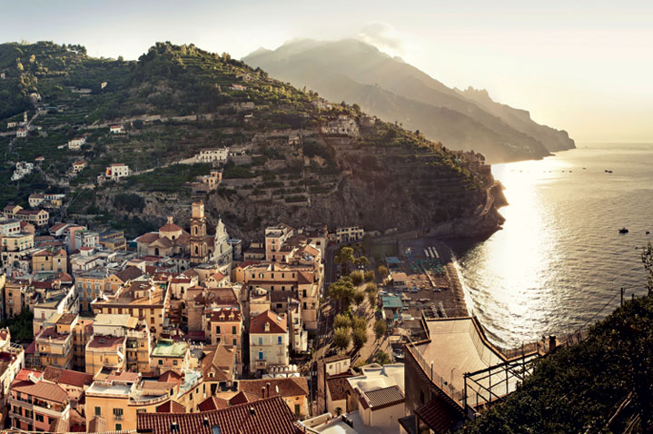Amalfi Coast Winter Spa Break