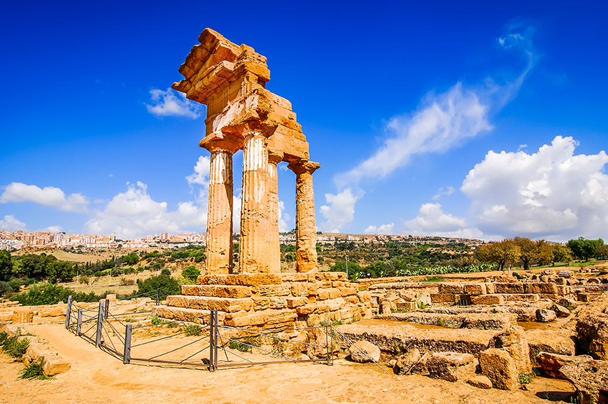 Agrigento Temple