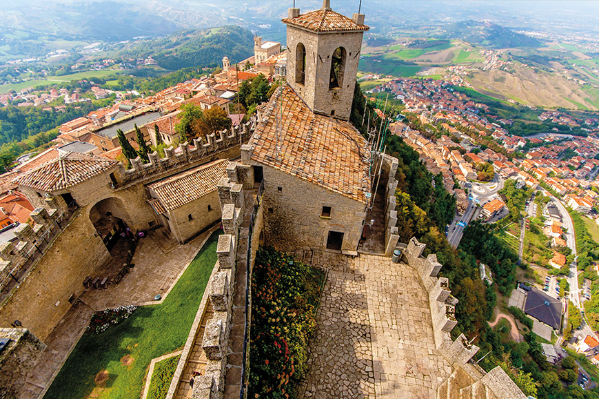 Experience San Marino