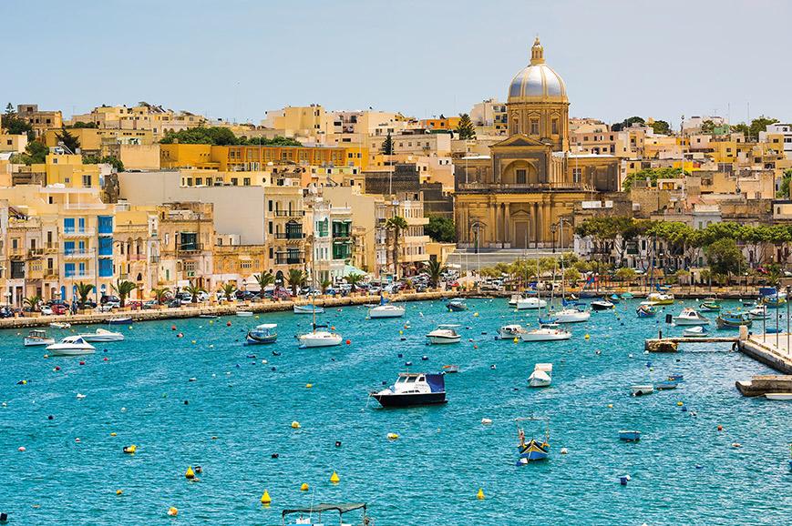 Walking in Malta & Gozo