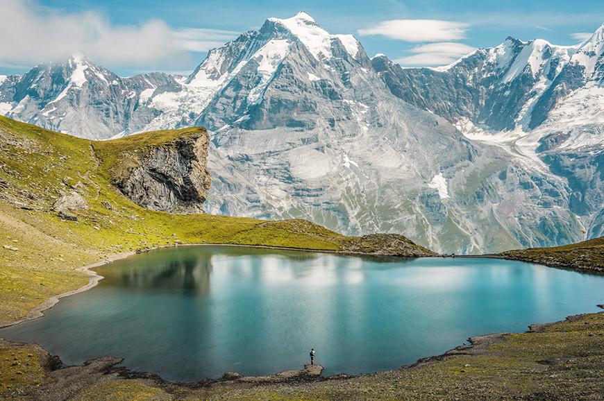 Jungfrau summitt Grindelwald