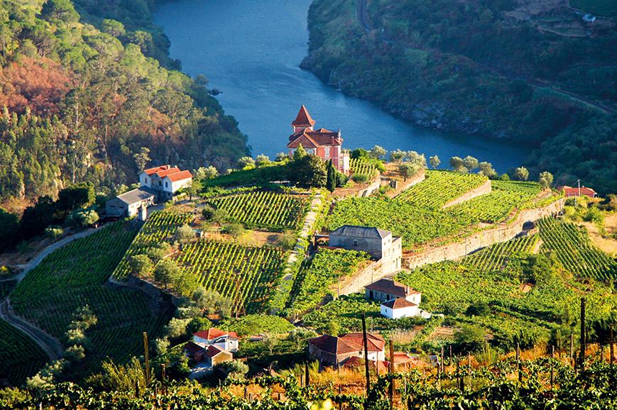Pinhao, Douro Valley