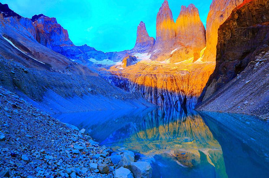 Chile - The Atacama to Patagonia