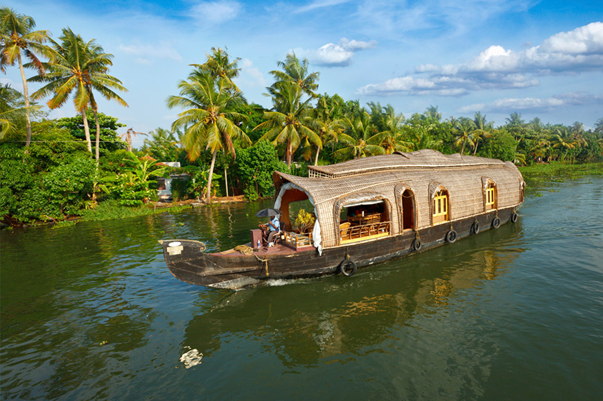 Kerala - A Taste of Southern India