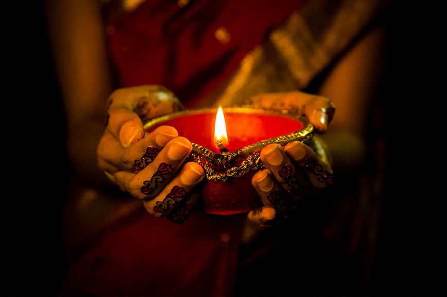 Diwali light