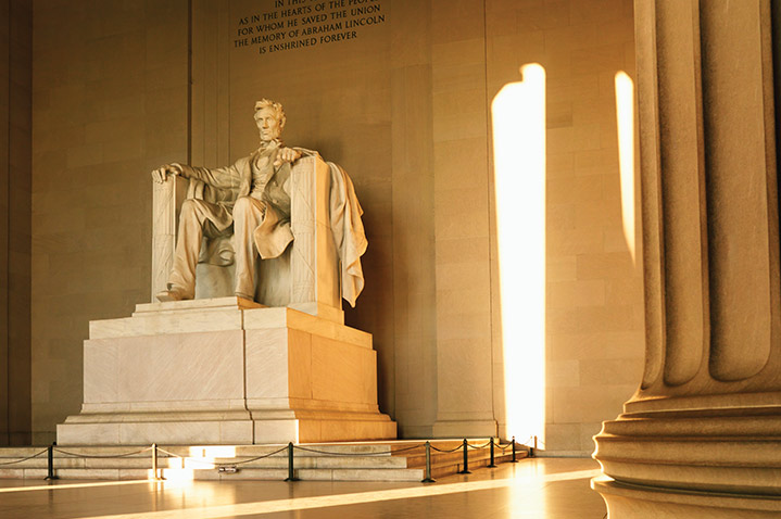 Lincoln Monument, Washington