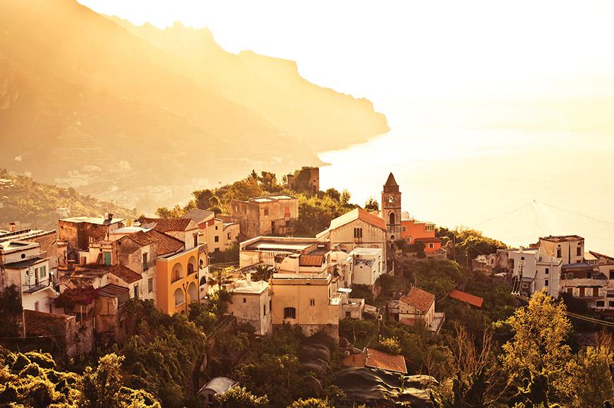 Luci d'Arista, Salerno