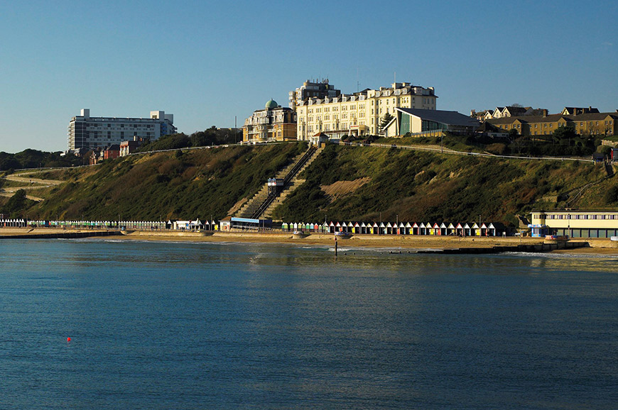 Marriot Highcliff Hotel, Bournemouth