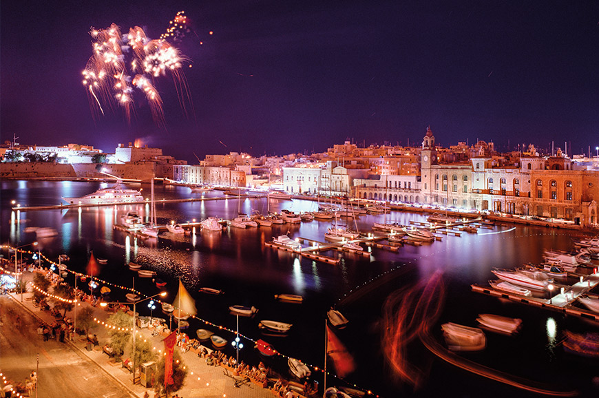 New Year in Valletta