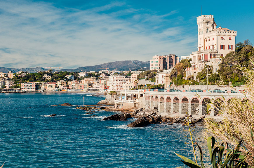 Italy & Monaco